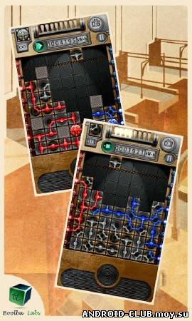 Voltage — Головоломка. Скриншот 2