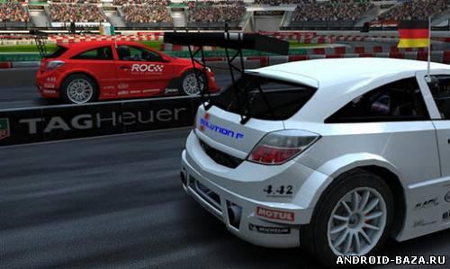 Картинка Race Of Champions на телефон