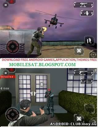 Splinter Cell Conviction HD — Шутер на планшет
