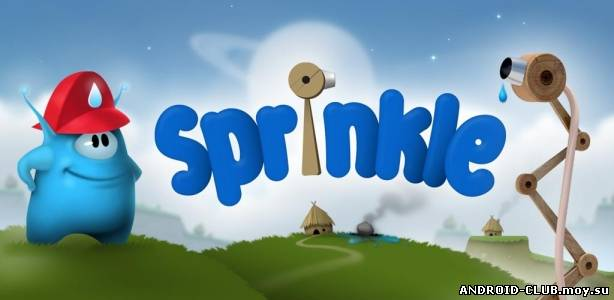 Sprinkle — Логическая Игра андроид