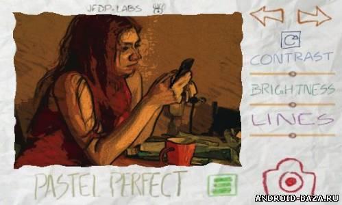 Paper Camera — Рисующая камера Скриншот
