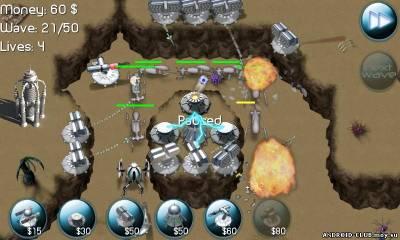 Изображение Tower Defense Nexus 1.2 — Стратегия на телефон