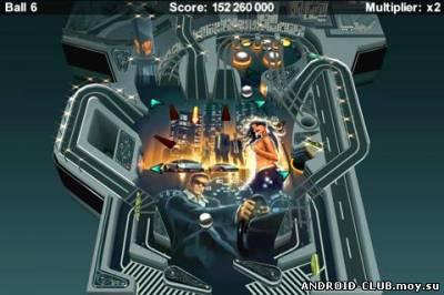 Скриншот Pinball Ride — Игра Пинбол андроид