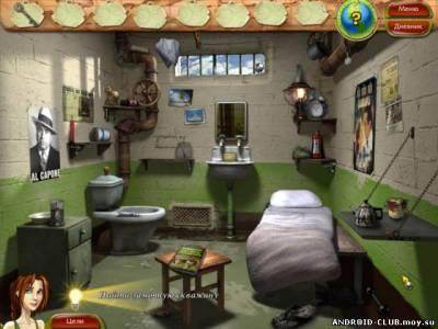 Скриншот Приключения Натали Брукс — Квест андроид