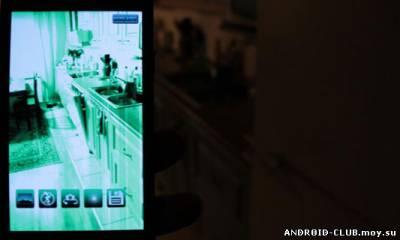 Камера Ночного Видения на планшет