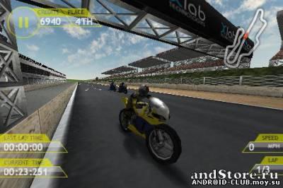 Motorbike GP. Скриншот 2