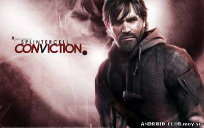 Splinter Cell Conviction HD — Шутер на телефон