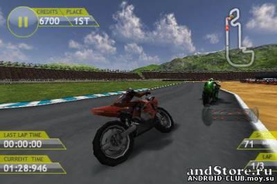 Motorbike GP. Скриншот 3