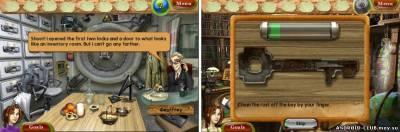 Приключения Натали Брукс — Квест на планшет