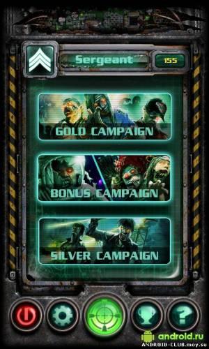 Скриншот Grave Defense HD v1.3.0 — Стратегия андроид