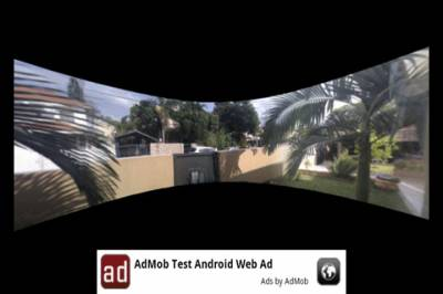 Photaf 3D Panorama Pro — Панорама 1