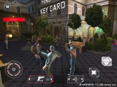 Splinter Cell Conviction HD — Шутер на телефон