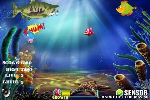 Рыбалка — Аркадная Игра андроид
