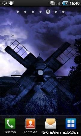Night Shadow Full — Живые Обои андроид