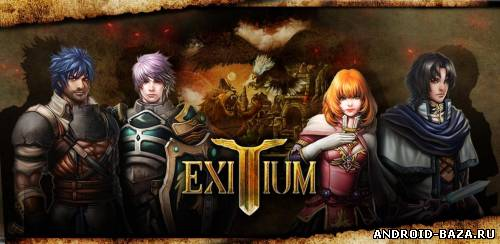 Exitium Saviors of Vardonia — RPG Игра андроид