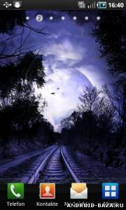 Night Shadow Full — Живые Обои на планшет