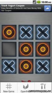 Картинка Tic Tac Toe Game — Крестики Нолики Андроид