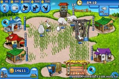 Веселая Ферма на Русском на планшет