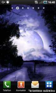 Night Shadow Full — Живые Обои на телефон