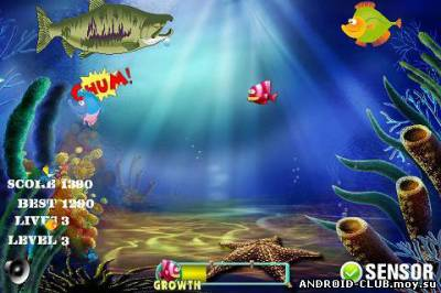 Картинка Аркады андроид Рыбалка — Аркадная Игра