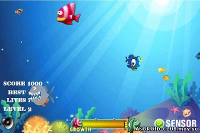 Рыбалка — Аркадная Игра на телефон