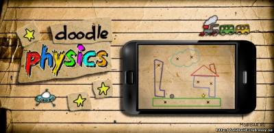 Doodle Physics — Головоломка андроид