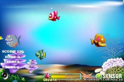Рыбалка — Аркадная Игра на планшет