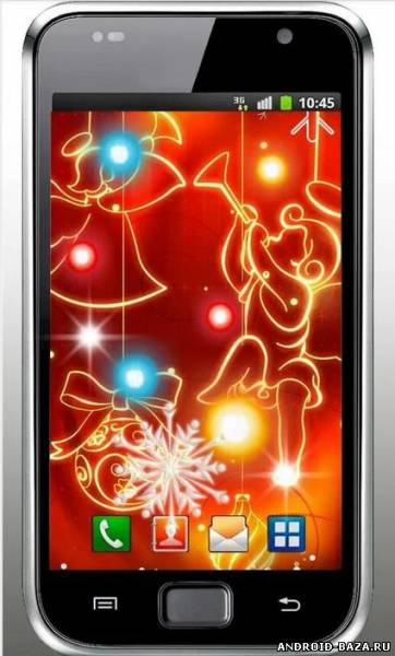 Christmas Songs live wallpaper на телефон