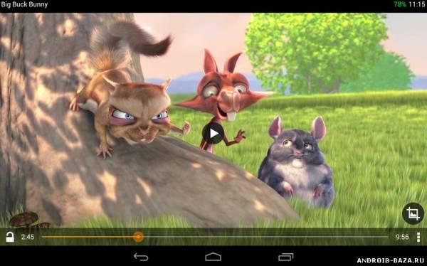VLC - медиаплеер. Скриншот 2