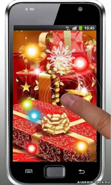 Christmas Songs live wallpaper на планшет