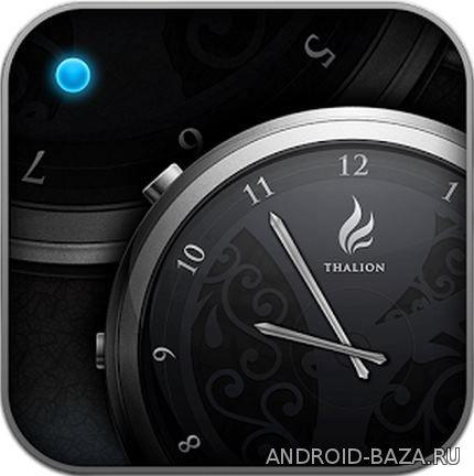 Картинка Виджеты андроид Thalion - часы