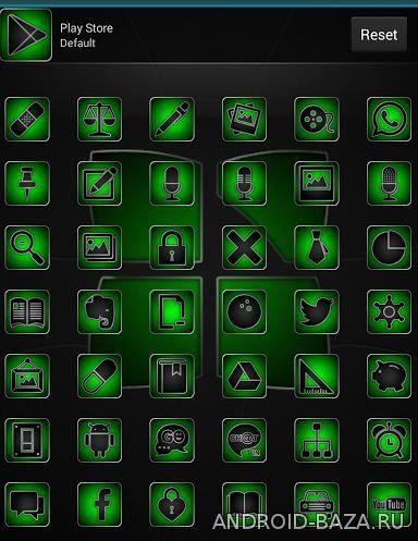 Theme Soft Green Prime 3D 2