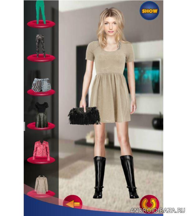 Скриншот Real Dress Up 2 на планшет
