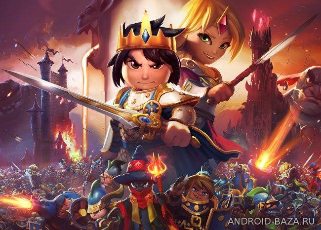 Royal Revolt 2 андроид