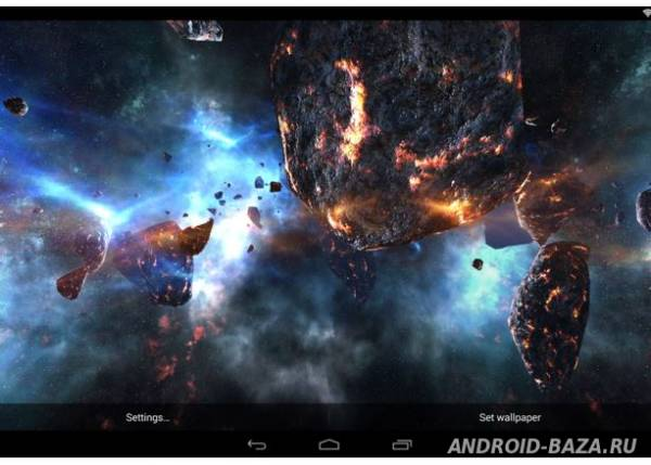 Asteroids Pack 3D 2