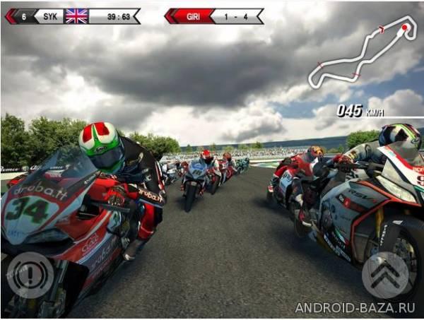 Изображение SBK15 - Гонки на Мотоциклах на телефон