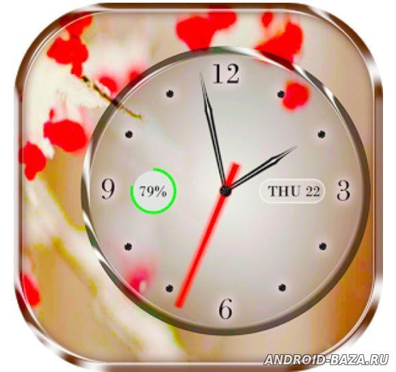 Часы, календарь, аккумулятор Скриншот