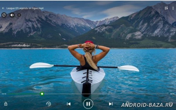Video XPlayer Ultra HD 4К на Android