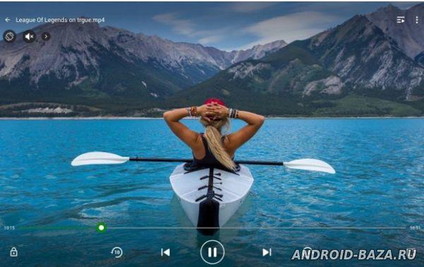 Изображение Video XPlayer Ultra HD 4К на телефон