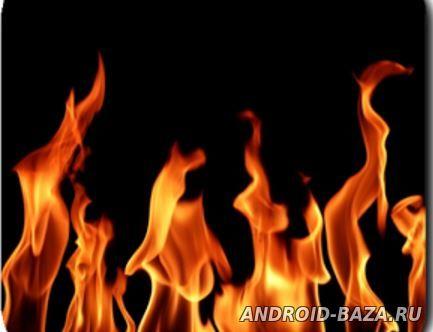 Огонь - Живые видео обои