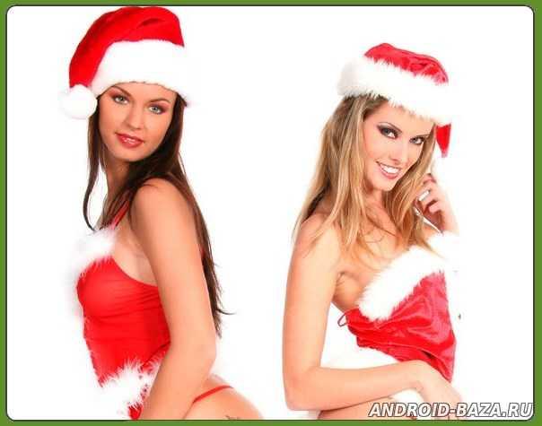Dancing Christmas Girls андроид
