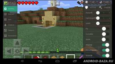 Master for Minecraft Launcher на планшет