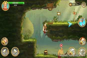 Скриншот Три Богатыря. Приключения