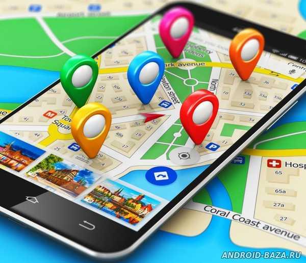 Скриншот Карты: GPS навигация и транспорт андроид