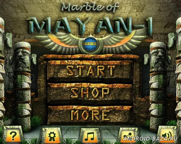 Marble of Mayan 1