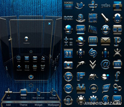 MENTALIST Next Launcher Theme 2