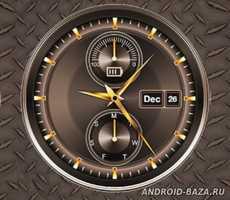 Clock Background Live Wallpaper