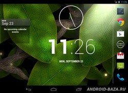 Tap Leaves Live Wallpaper 2