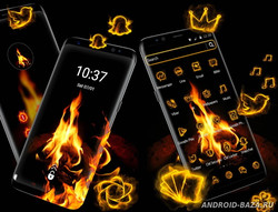 Чёрный огонь