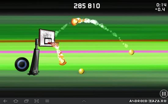 Tip-Off Basketball — Баскетбол. Скриншот 2